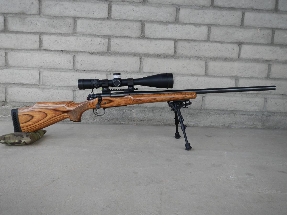 Remington 700 VLS