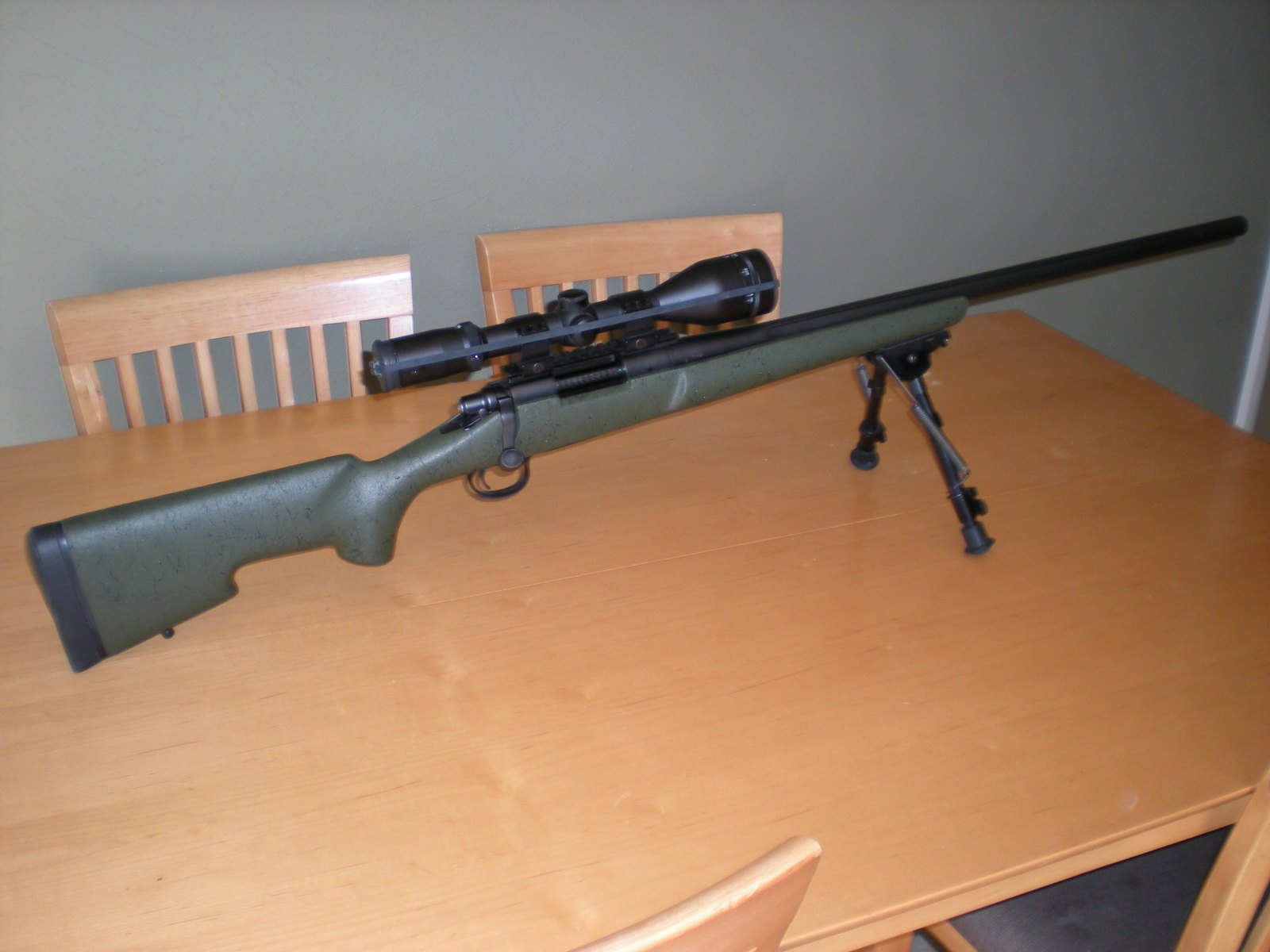Remington 700 XCR TLR